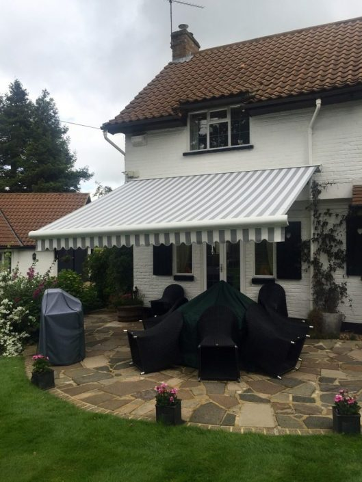patio awning installation