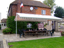 Pub Beer Garden Awnings Essex