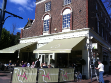 Restaurant Awning Essex