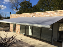 Roof Garden Awnings Essex